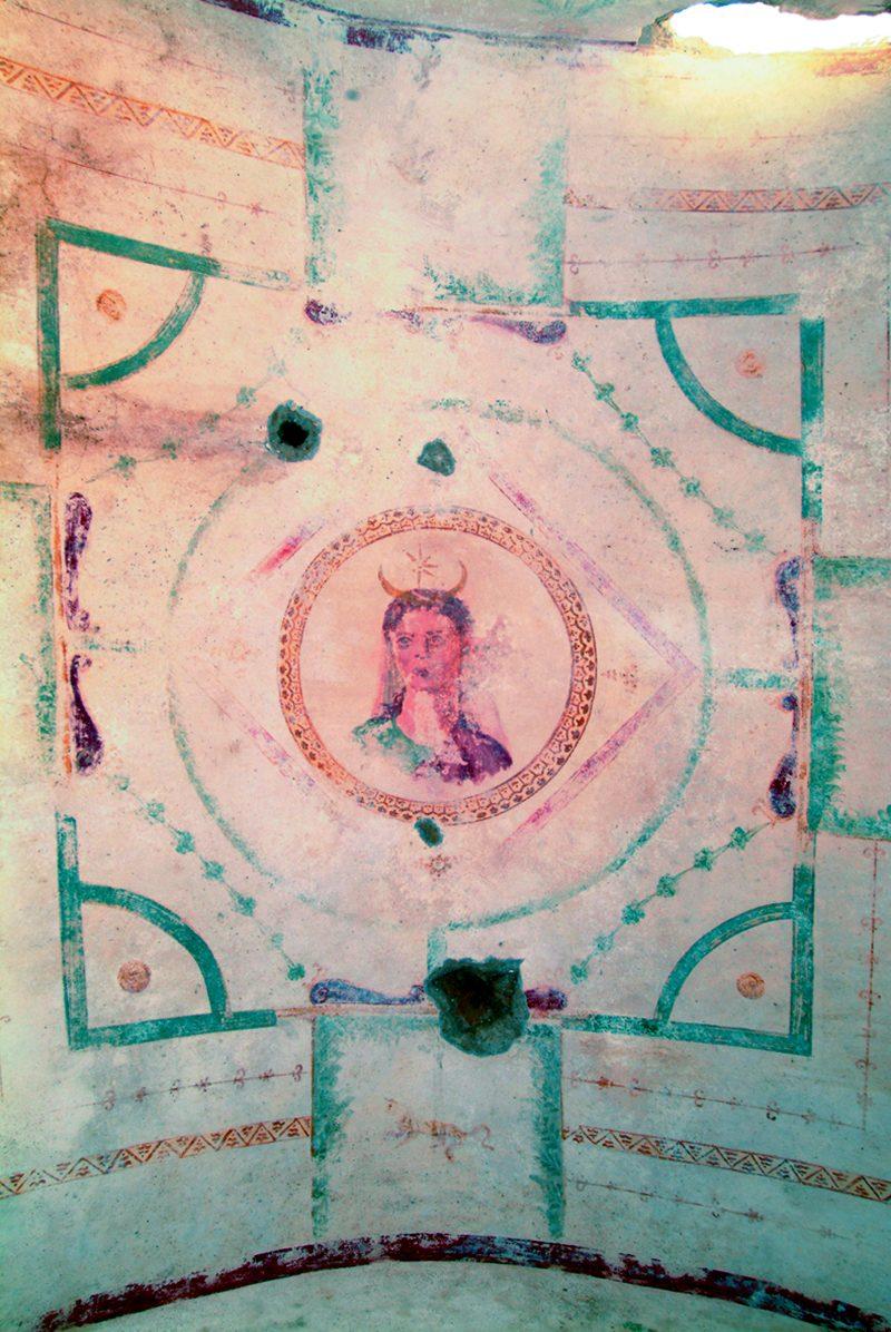 Necropoli romana di Cappella
